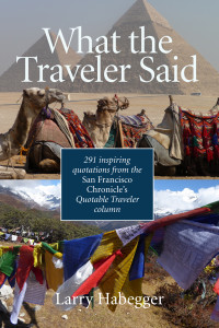 WhatTravelerSaid front cover